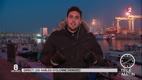 Franceinfo - SportsVendée Globe : après Armel Le Cléac'h, Alex Thomson arrive aux Sables-d'Olonne