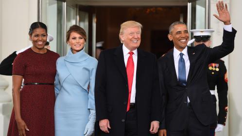DIRECT. Donald Trump accueilli par Barack Obama à la Maison Blanche