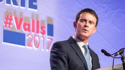 Primaire de la gauche: une décevante deuxième place pour Manuel Valls