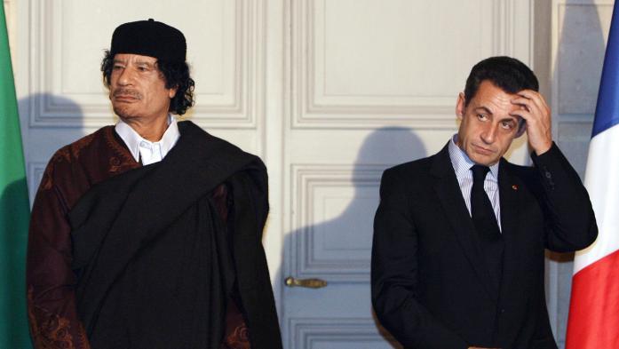 ENQUÊTE FRANCEINFO. Affaire libyenne : la Sarkozie sur écoute