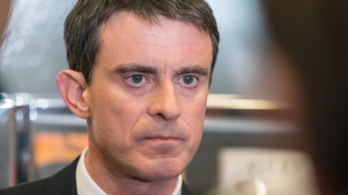 """VIDEO. Manuel Valls va rencontrer le jeune homme qui l'a giflé pour """"comprendre"""""""