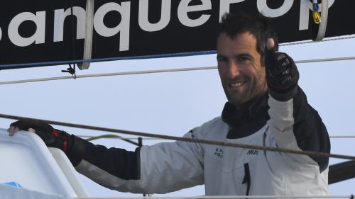 """Armel Le Cléac'h, vainqueur du Vendée Globe : """"Une partie de moi est encore en mer"""""""