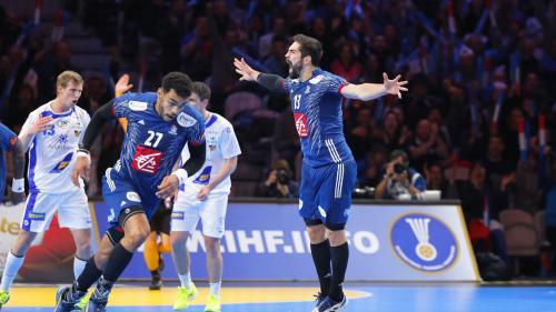Mondial de handball : la France domine l'Islande (31-25) et file en quarts de finale