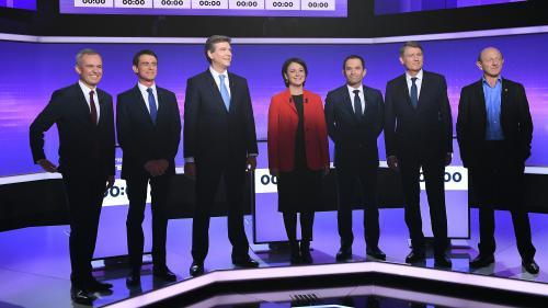 DIRECT. Primaire de la gauche : regardez la déclaration de Benoît Hamon, arrivé en tête du premier tour