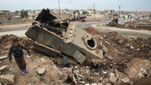 Daech : cinq ans de terreur en Syrie et en Irak