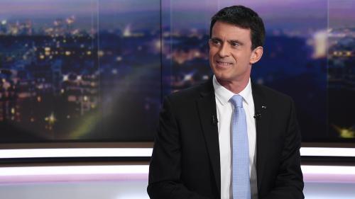 """DIRECT. Primaire de la gauche : le revenu universel d'Hamon serait """"la ruine de notre budget"""", déclare Valls"""