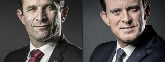 Valls charge déjà Hamon, Hollande silencieux dans le désert chilien, Fillon à Berlin...