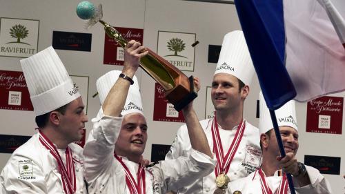 VIDEO. La France championne du monde de pâtisserie pour la huitième fois