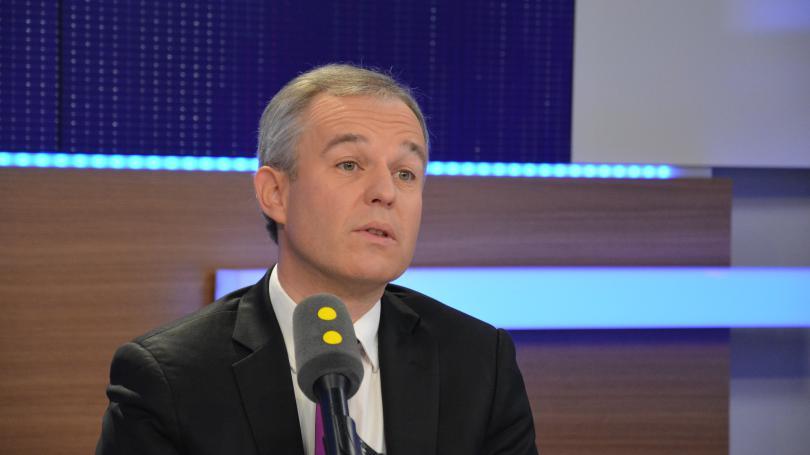 VIDEO. Ex-candidat à la primaire de la gauche, François de Rugy rallie Emmanuel Macron