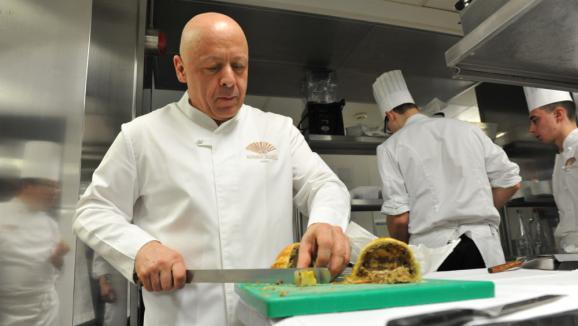Franceinfo junior comment devient on un grand chef for Cuisinier marx