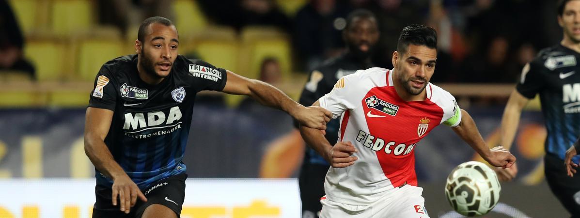 Foot monaco affrontera le psg en finale de la coupe de - Coupe de la ligue demi finale ...