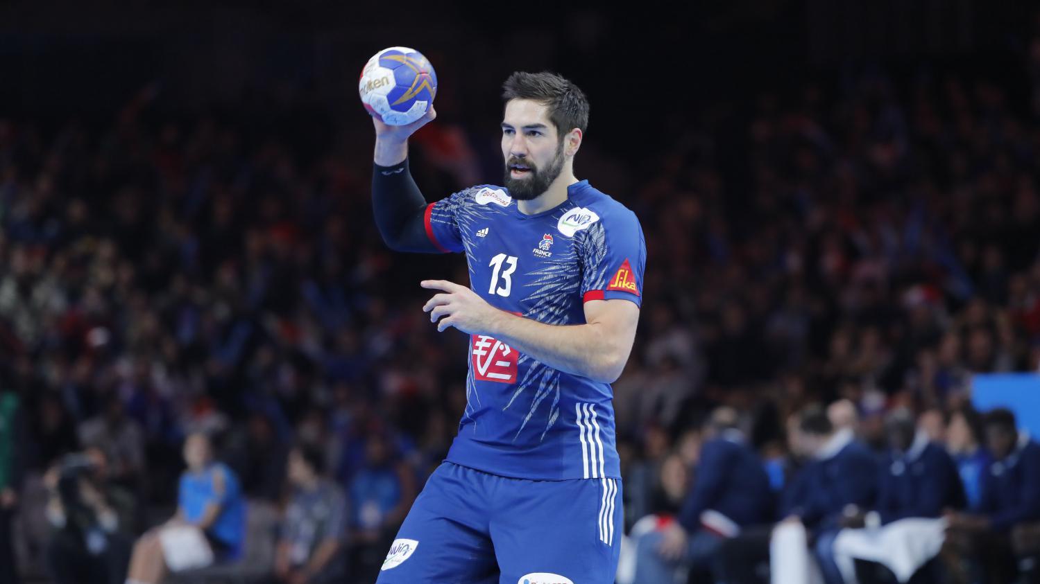 Mondial de handball revivez la demi finale de la france contre la slov nie - Hand ball coupe du monde ...
