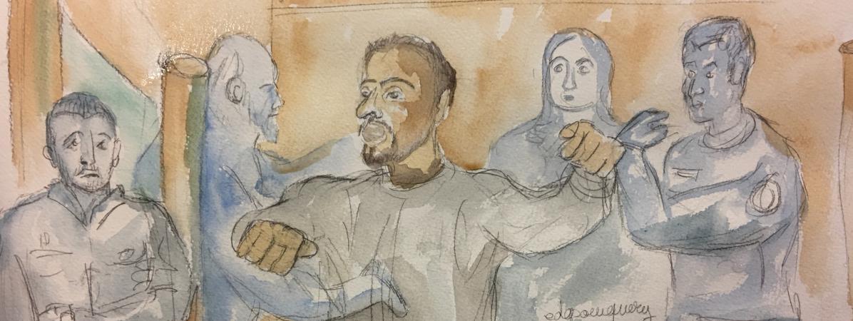 Jug pour trafic de stup fiants jawad bendaoud laisse for Chambre 13 tribunal bobigny