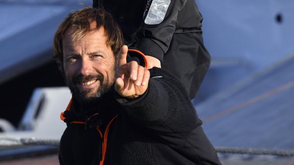 Thomas Coville bat le record de traversée de l'Atlantique nord en solitaire