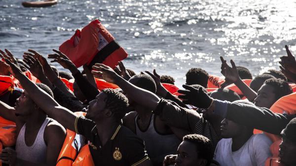Eurozapping : nouveau drame en Méditerranée