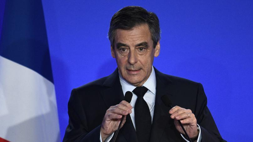 """DIRECT. François Fillon : """"Rien ne pourra me faire changer d'avis, je suis candidat à l'élection présidentielle"""""""