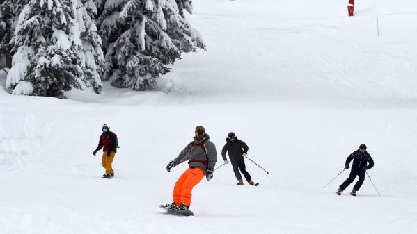 Ski : la station de Villard-de-Lans commence sa saison en trombe