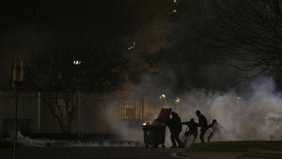 Affaire Théo  de nouvelles violences dans les banlieues