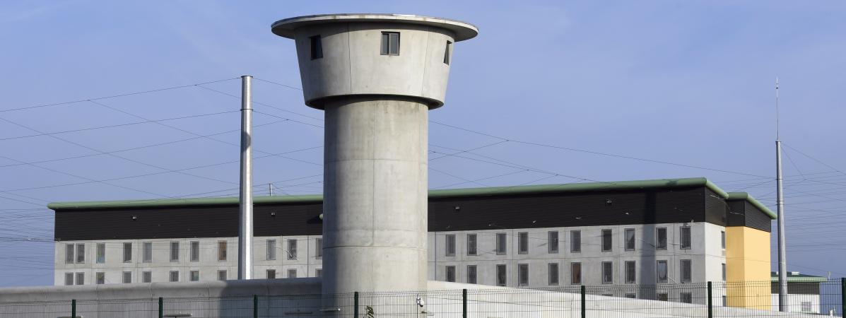 Le Lyonnais était en cavale depuis plusieurs semaines. Il purgera sa peineau centre pénitenciaire de Valence.