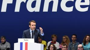 VIDEO. Macron accuse le FN d'avoir