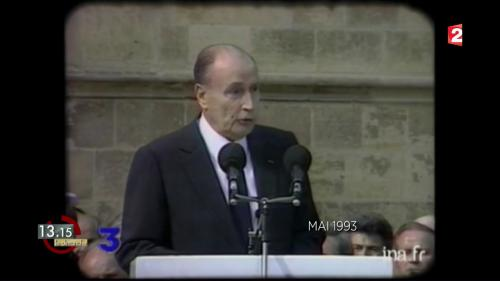 "VIDEO. ""13h15"". Un petit rappel de quelques attaques d'hommes politiques contre les médias"