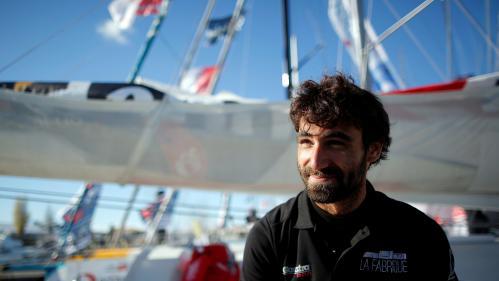 Vendée Globe : le plus jeune skippeur de l'édition, Alan Roura, termine 12e