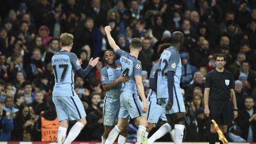 Ligue des Champions : Monaco s'incline (5-3) contre Manchester City au terme d'un match haletant