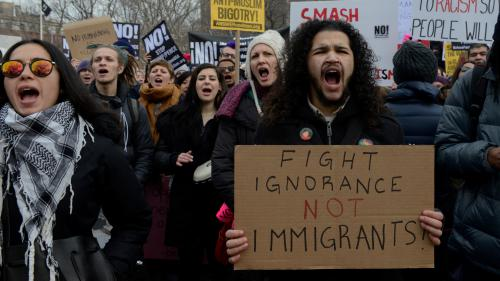 Le gouvernement Trump lance la répression contre l'immigration clandestine