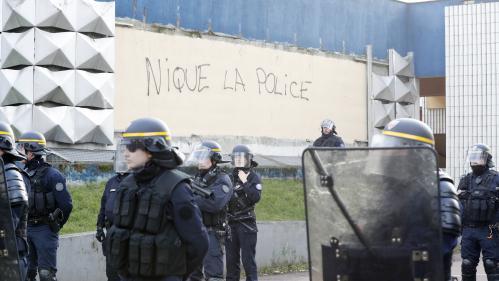 La police des polices saisie au sujet d'une autre interpellation violente à Aulnay-sous-Bois, trois jours avant celle de Théo