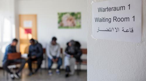 VIDEO. En Allemagne, des réfugiés assistent à des cours de séduction