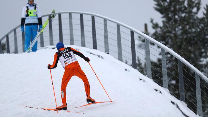 VIDEO. En Finlande, le calvaire d'un skieur de fond vénézuélien aux championnats du monde