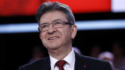 """VIDEO. Election présidentielle : Mélenchon se dit """"prêt à discuter"""" avec Hamon sur """"le principe d'unecandidature unique"""""""