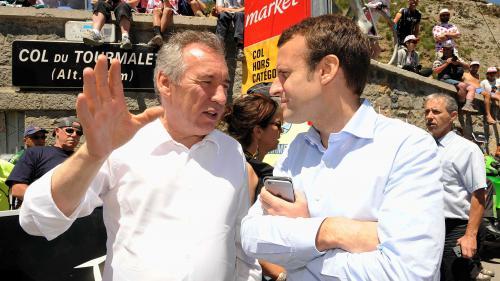 Présidentielle : pourquoi Bayrou et Macron scellent un mariage de raison