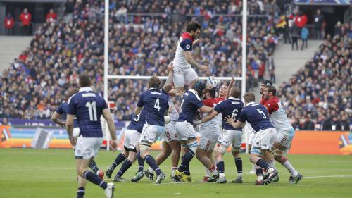 DIRECT. Tournoi des six nations : à la mi-temps, la France est menée mais résiste en Irlande (7-6)