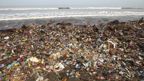 C'est ma planète. L'asphyxie des océans menace la régulation du climat