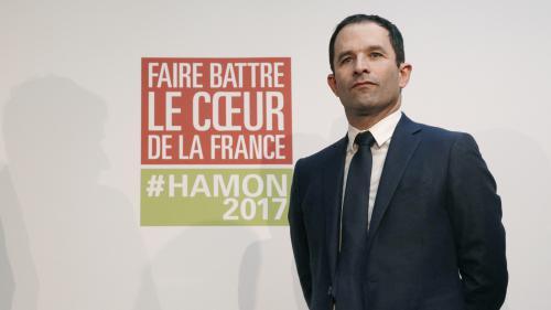 """Hamon abandonne l'idée d'alliance avec Mélenchon : """"Il m'a confirmé qu'il serait candidat"""""""