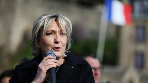 Salon de l'Agriculture : Marine Le Pen en visite