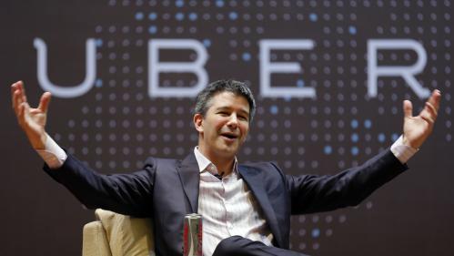 Le controversé patron d'Uber, Travis Kalanick, démissionne