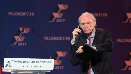 Grandes manœuvres et petits coups bas... Patrick Stefanini, l'homme de l'ombre chargé de sauver la campagne de Fillon