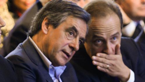 """François Fillon : une """"grande tension"""" parmi ses proches"""