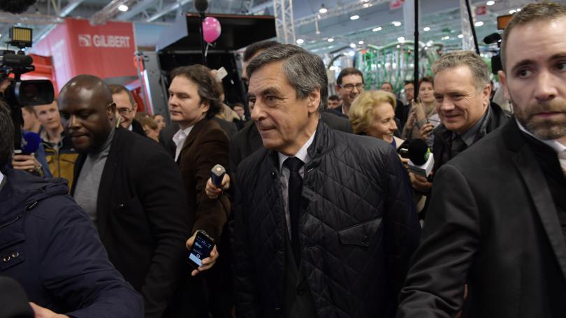 François Fillon annule au dernier moment sa visite au Salon de l'agriculture
