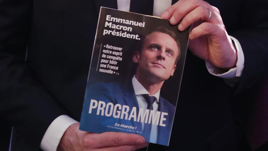 programme macron retraite