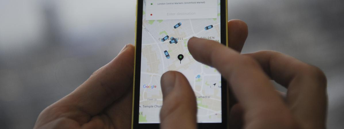 uber avoue avoir utilis u00e9 un logiciel secret pour  u00e9viter les contr u00f4les de police
