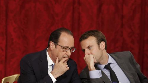 Election présidentielle : Emmanuel Macron est-il le candidat du hollandisme ?