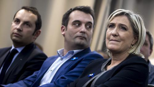 Front national : entre Marine Le Pen et Florian Philippot, les frontistes choisissent leur camp