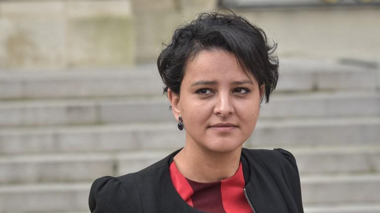 """VIDEO. """"Commencez par vous occuper de vos affaires"""", lance Vallaud-Belkacem à Fillon et Le Pen"""