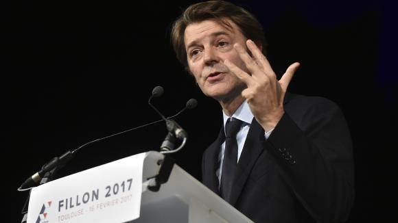 François Baroin le 16février 2017