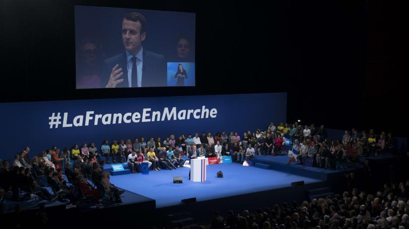 Présidentielle : comment Emmanuel Macron finance-t-il sa campagne ?