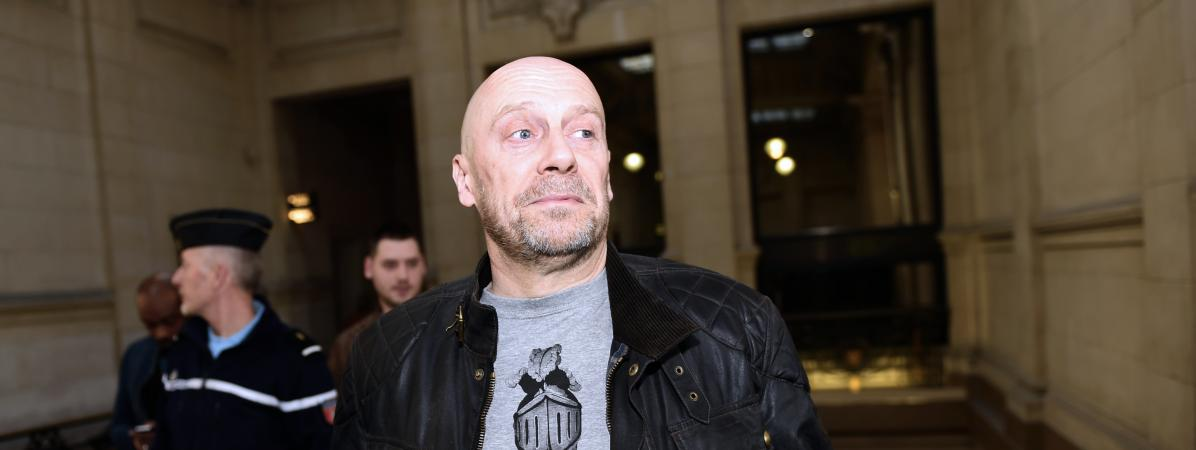 Alain Soral, le 12 mars 2015 à Paris.