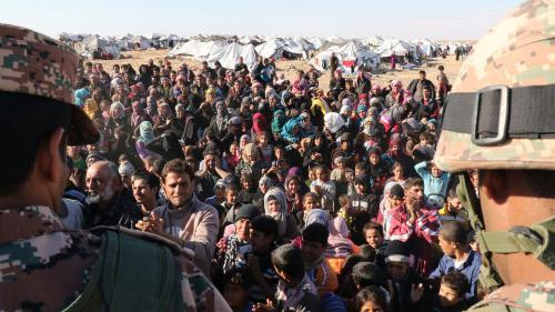 Réfugiés : pénurie d'eau en Jordanie